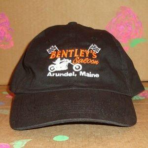 Other - Bentley's Saloon Black Baseball Hat